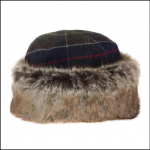 Barbour Ambush Hat Tartan 1
