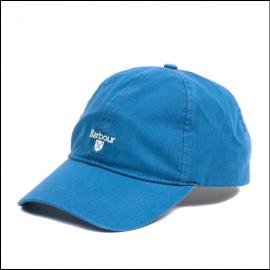 Barbour Cascade Steel Blue Sports Cap 1