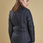 Barbour Cavalry Flyweight Ladies Navy Quilted Jacket 2