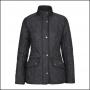 Barbour Cavalry Polarquilt Jacket Black 3