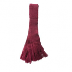 Barbour Claret Gun Sock Garter Flashes
