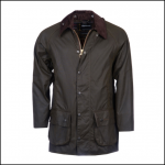 Barbour Classic Beaufort Olive Wax Jacket 1