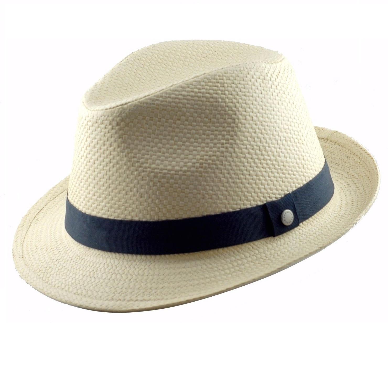 Barbour Emblem Natural Trilby Hat  ee8d28f1171