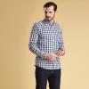 Barbour Endsleigh Deep Blue Gingham Shirt 2