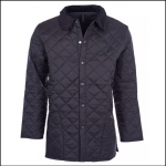 Barbour Liddesdale Quilted Jacket Black