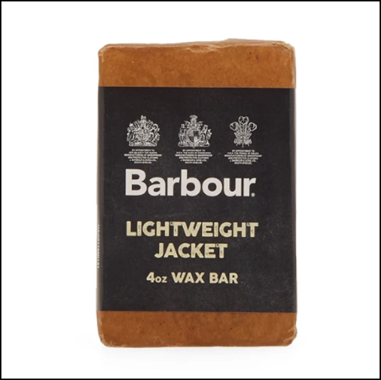 Barbour Lightweight Jacket 4oz Wax Bar
