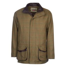 Barbour Moorhan Waterproof Wool Jacket