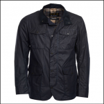 Barbour Ogston Royal Navy Lightweight Waxed Jacket