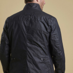 Barbour Ogston Royal Navy Lightweight Waxed Jacket 2