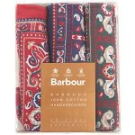 Barbour Paisley Handkerchiefs Gift Box Set 1