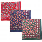 Barbour Paisley Handkerchiefs Gift Box Set 2