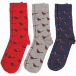 Barbour Pheasant Sock Gift Box Set 2