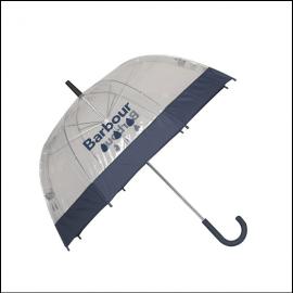 Barbour Raindrop Navy Umbrella 1