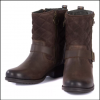 Barbour Sienna Dark Brown Ankle Boots 2Barbour Sienna Dark Brown Ankle Boots 2