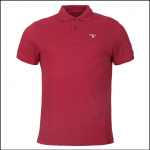 Barbour Sports Raspberry Polo Shirt