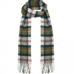 Barbour Tartan Ancient Lambswool Scarf