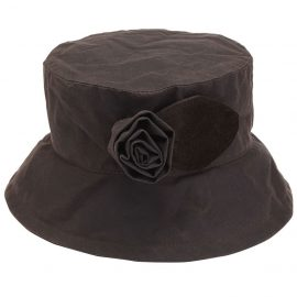 Barbour Valerie Wax Rose Hat