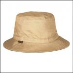 Barbour Waterproof Reversible Navy-Stone Sports Hat 2