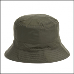 Barbour Waterproof Reversible Olive-Classic Tartan Hat