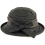 Barbour Wax with Tweed Brimmed Hat - Sage 2