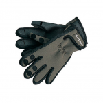 Barbour Neoprene Green Gloves