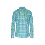 Barbour Bruce Nevada Green Shirt