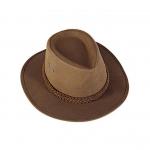 Barbour Wax Bushman Rustic Hat
