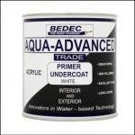 Bedec Aqua Advanced Primer Undercoat White 1L