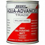 Bedec High Obliterating Matt Interior Masonry Paint