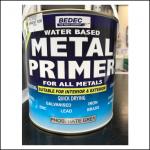 Bedec Metal Primer Paint Phosphate Grey