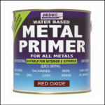 Bedec Metal Primer Paint Red Oxide