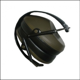 Bisley Slimline Compact Ear Defenders-Muffs