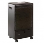 Lifestyle Black Catalytic Heater