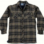 Castle Conwy Quilted Shirt