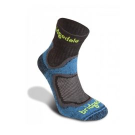 Bridgedale Speed trail blue socks