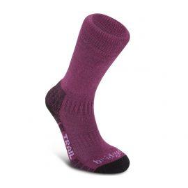Bridgedale Trail Berry Sock