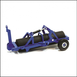 Britains Blue Land Roller 1.32 Scale 1