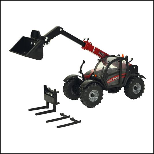 Britains Case IH Farmlift 7.42 1:32 Scale