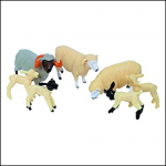 Britains Farmyard Sheep Set 1:32 Scale