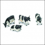Britains Friesian Cattle Set 1:32 ScaleBritains Friesian Cattle Set 1:32 Scale
