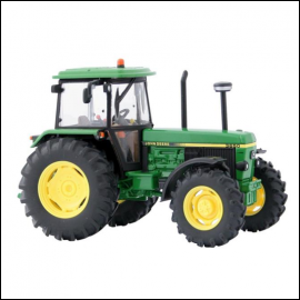 Britains John Deere 3650 4WD Tractor 1.32 Scale
