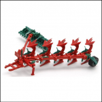 Britains Kverneland Plough & Packomat 1:32 Scale