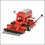 Britains Kvernland Seed Drill 1:32 Scale