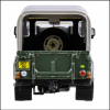 Britains Land Rover Defender 90 1.32 Scale 2