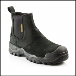 Buckler Buckshot Black Safety Boot 1