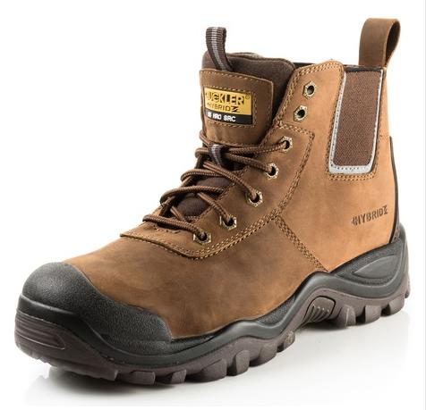 c7d9ec35602 Buckler Hybridz 2 Water Resistant Safety Lace/Dealer Boot
