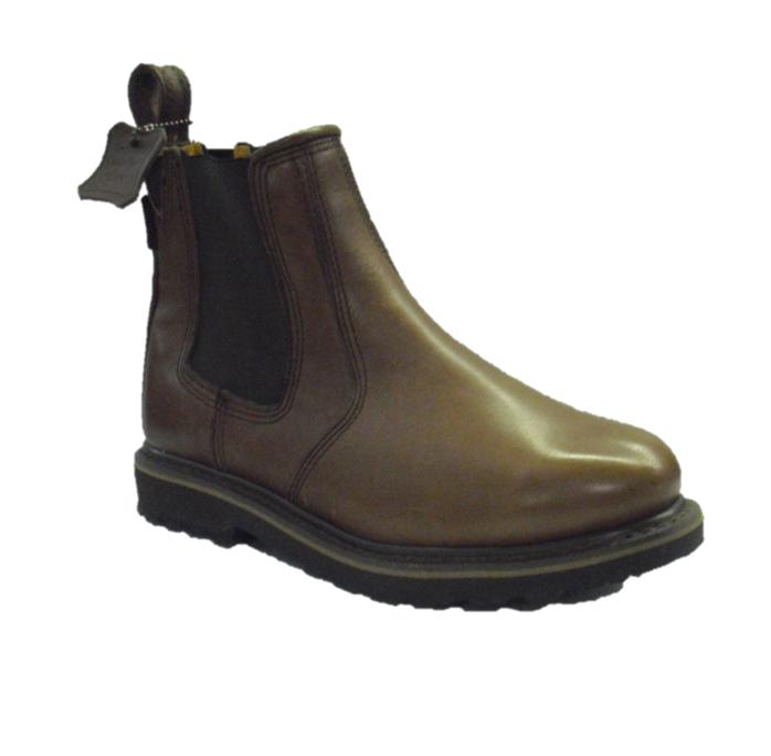 Buckler Buckflex Leather Dealer Boot
