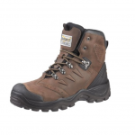 Buckler Buckshot Brown Safety Boots