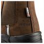 Buckshot Nubuckz Brown Safety Dealer Boot 3