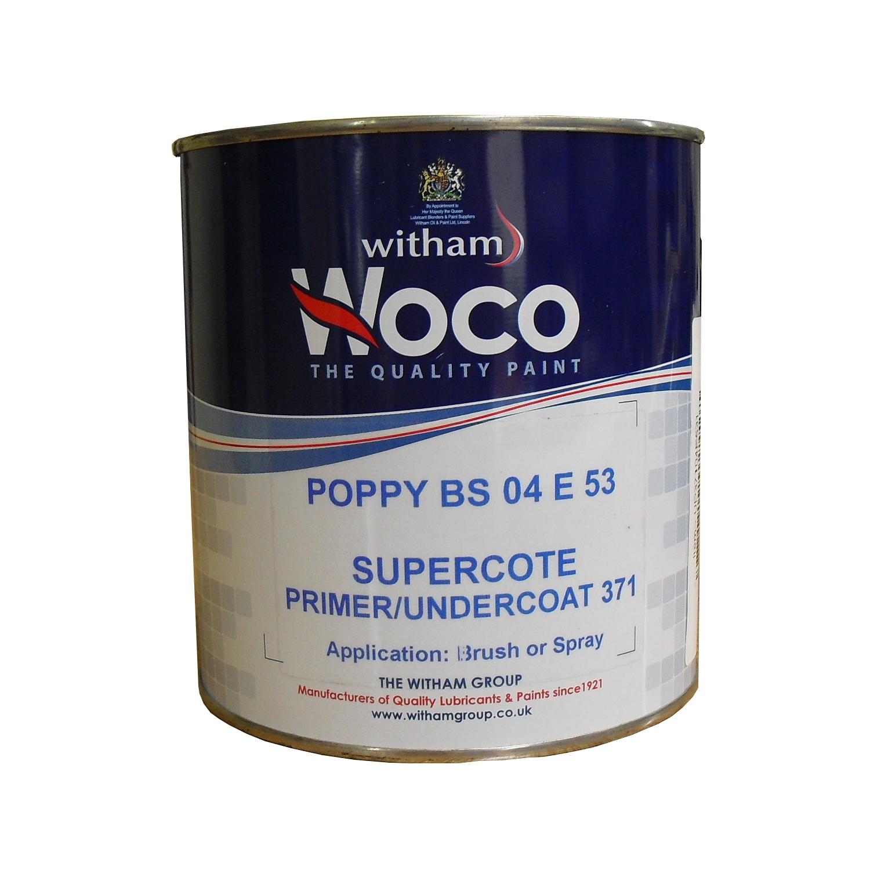 Woco Supercote Undercoat Primer Paint